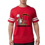 FIN-grill-therefore-i-am.png Mens Football Shirt