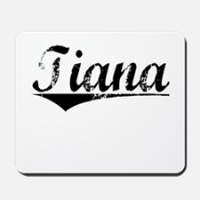 Tiana, Aged, Mousepad