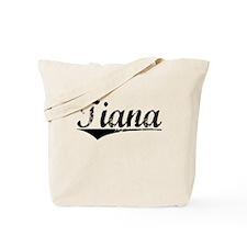 Tiana, Aged, Tote Bag