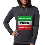 paprika-hungary.png Womens Hooded Shirt