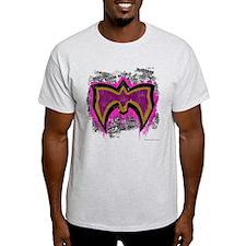"""Ultimate Warrior """"Warriorisms"""" Shirt T-S"""