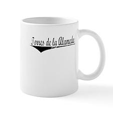 Torres de la Alameda, Aged, Mug