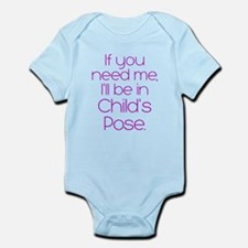 In Child's Pose Infant Bodysuit