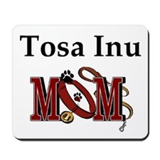 Tosa Inu Mom Gifts Mousepad