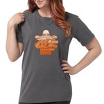 FIN-mexican-food.png Womens Comfort Colors Shirt