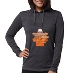 FIN-mexican-food.png Womens Hooded Shirt