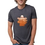 FIN-mexican-food.png Mens Tri-blend T-Shirt