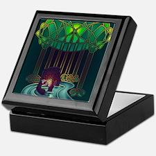 Fae Bear of WIsdom Keepsake Box