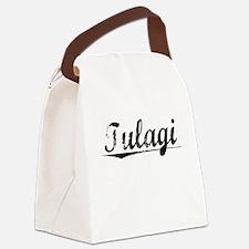 Tulagi, Aged, Canvas Lunch Bag