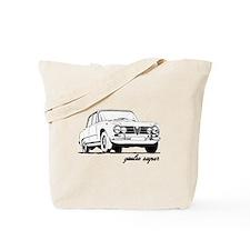 Alfa Romeo Giulia Super Tote Bag