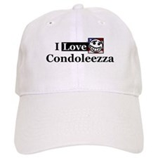 I Love Condoleezza Baseball Cap