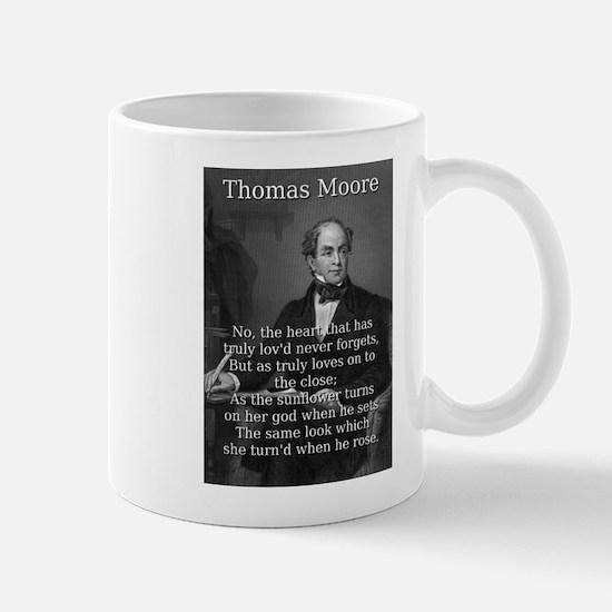 No The Heart That Has Truly Lov'd - Thomas Moo