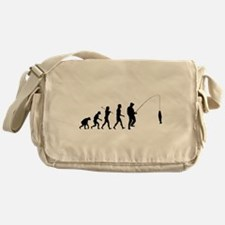 Fishing Evolution Messenger Bag