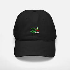Elf You Lookin At Baseball Hat