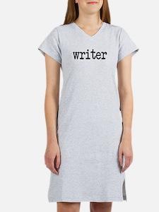 writer4.png Women's Nightshirt