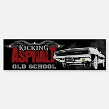 Kicking Asphalt - Charger Car Car Sticker