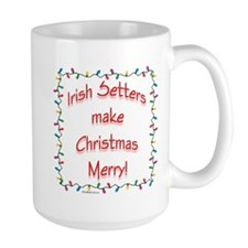 Merry Irish Setter Mug
