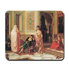 In The Harem Mousepad