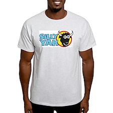 Silly Yak Ash Grey T-Shirt T-Shirt