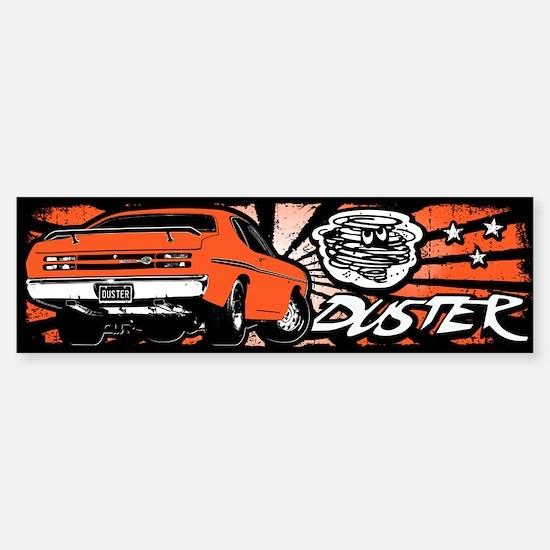 Duster Sticker (Bumper)
