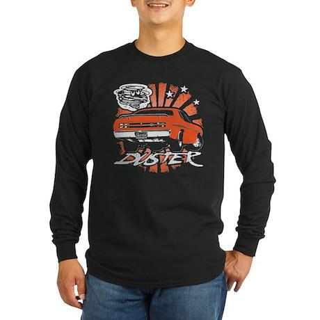 Duster Long Sleeve Dark T-Shirt