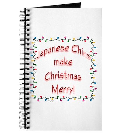 Merry Japanese Chin Journal