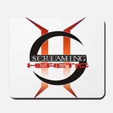Screaming Heretic Logo Mousepad