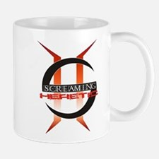 Screaming Heretic Logo Mug