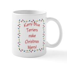 Merry Kerry Blue Coffee Mug