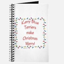Merry Kerry Blue Journal