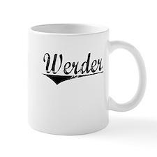Werder, Aged, Mug