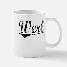Werl, Aged, Mug