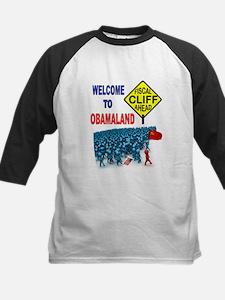 OBAMALAND Kids Baseball Jersey