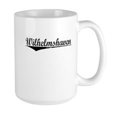 Wilhelmshaven, Aged, Mug