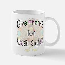 Thanks for Aussie Mug