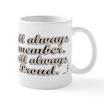 Ronald Reagan Tribute Mug