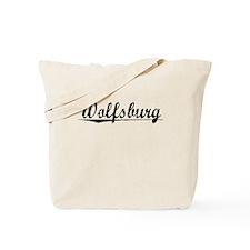 Wolfsburg, Aged, Tote Bag