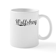 Wolfsburg, Aged, Mug