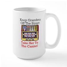 3-gmacasino Mugs