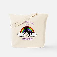 Unicorn Ride Tote Bag