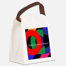 OCD Canvas Lunch Bag