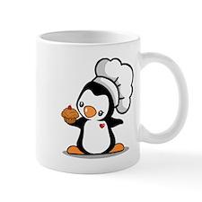 Cooking Penguin Mug
