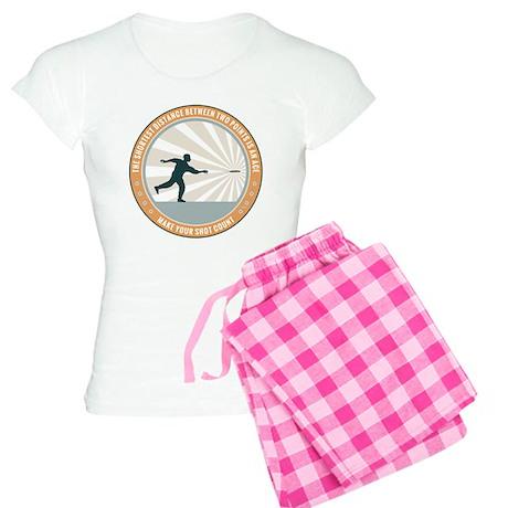 Make Your Shot Count Women's Light Pajamas