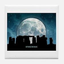 Stonehenge Tile Coaster
