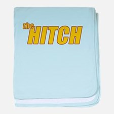 the HITCH baby blanket