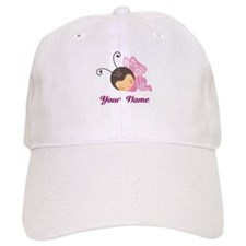 Personalized Butterfly Baseball Cap