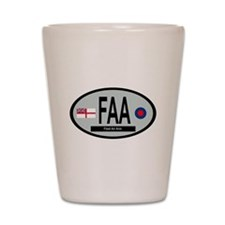 Fleet Air Arm Shot Glass