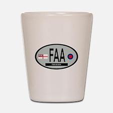 Fleet Air Arm Shot Glass