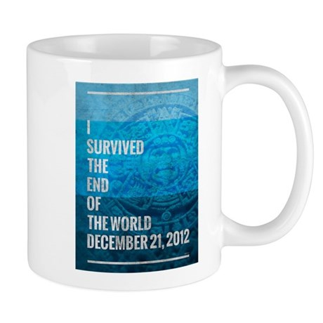 I Survived The End of The World Mug