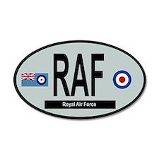 RAF Modern 01 Wall Decal